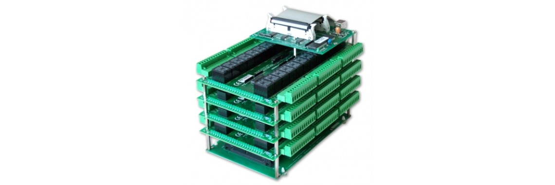 24-Channel Digital Stack